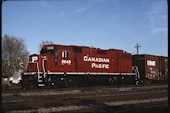 CP GP38-2 3045 (01.09.2006, Smiths Falls, ON)