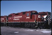 CP GP38-2 3045 (01.12.2008, Smiths Falls, ON)