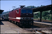 DB 143 193 (02.07.1991, Grossheringen, (als DR 243))