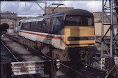 BR 91 003 (30.10.1991, London Kings Cross)