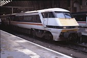 BR 91 008 (30.10.1991, London Kings Cross)