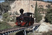 "OSE 2-6-0T 101 (02.10.1990, Volos, ""Milies"")"