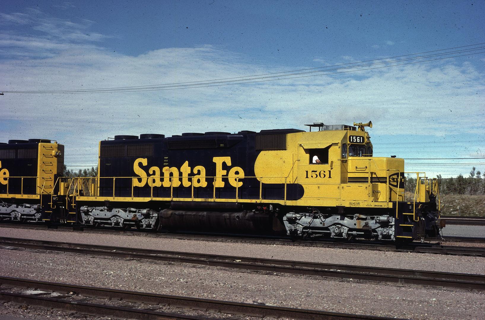 2018 Santa Fe >> Atchinson, Topeka & Santa Fe Railway (--> BNSF) Baureihe SD39u