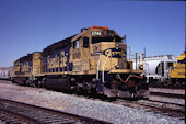 BNSF SD40-2 6746 (02.10.2005, Victorville, CA)