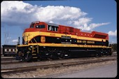 KCS SD70ACe 4046 (27.09.2007, Kansas City, MO)
