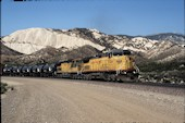 UP C44-9W 9724 (19.05.1997, Cajon, CA)